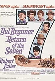 Return of the Magnificent Seven(1966) Poster - Movie Forum, Cast, Reviews