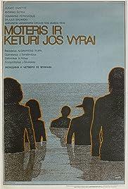 Zhenshchina i chetvero yeyo muzhchin Poster