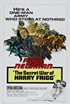 Image of The Secret War of Harry Frigg