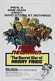 The Secret War of Harry Frigg(1968) Poster - Movie Forum, Cast, Reviews