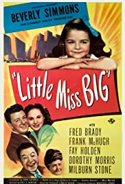 Little Miss Big Poster