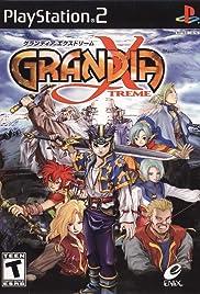 Grandia Xtreme Poster