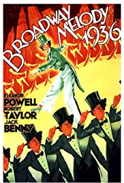 Broadway Melody of 1936 Poster