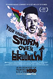 Storm Over Brooklyn (2020) poster
