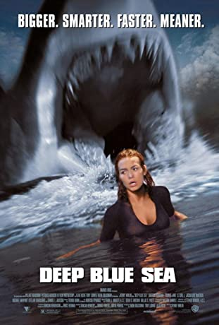 Deep Blue Sea (1999)