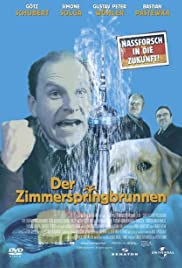 Der Zimmerspringbrunnen Poster