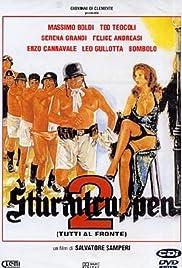 Sturmtruppen 2 (tutti al fronte) Poster