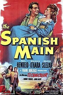 Poster Die Seeteufel von Cartagena