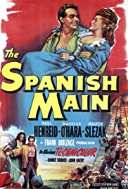 The Spanish Main (1945) Poster - Movie Forum, Cast, Reviews
