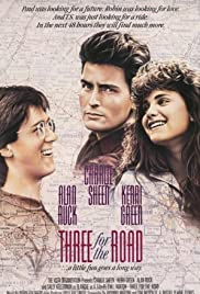 Three for the Road (1987) Poster - Movie Forum, Cast, Reviews