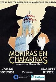 Morirás en Chafarinas Poster