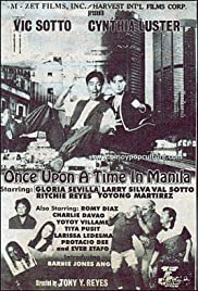 Once Upon a Time in Manila Poster