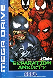 Spider-Man & Venom: Separation Anxiety Poster