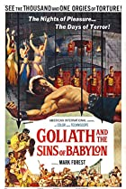 Image of Goliath and the Sins of Babylon