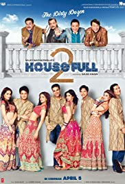 Housefull 2 (2012) Poster - Movie Forum, Cast, Reviews