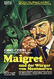 Maigret a Pigalle Poster