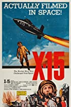 Image of X-15