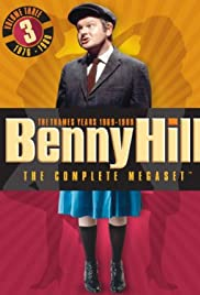The Benny Hill Show Poster - TV Show Forum, Cast, Reviews