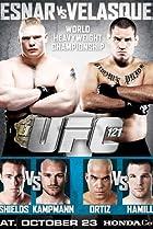 Image of UFC 121: Lesnar vs. Velasquez