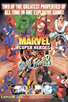Image of Marvel Super Heroes vs. Street Fighter