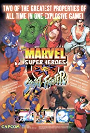 Marvel Super Heroes vs. Street Fighter (1997) Poster - Movie Forum, Cast, Reviews