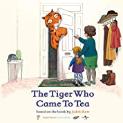 The Tiger Who Came to Tea (2019) poster