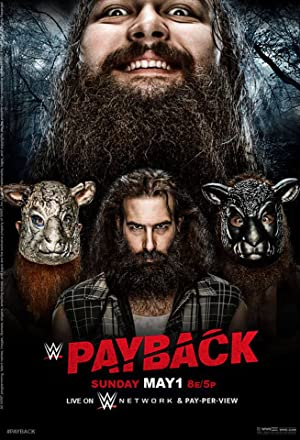 WWE Payback (2016) Download on Vidmate
