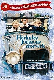 Herkules Jonssons storverk Poster