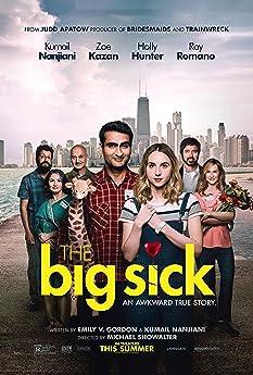 Holly Hunter, Ray Romano, Anupam Kher, Zoe Kazan, Adeel Akhtar, Zenobia Shroff, and Kumail Nanjiani in The Big Sick (2017)