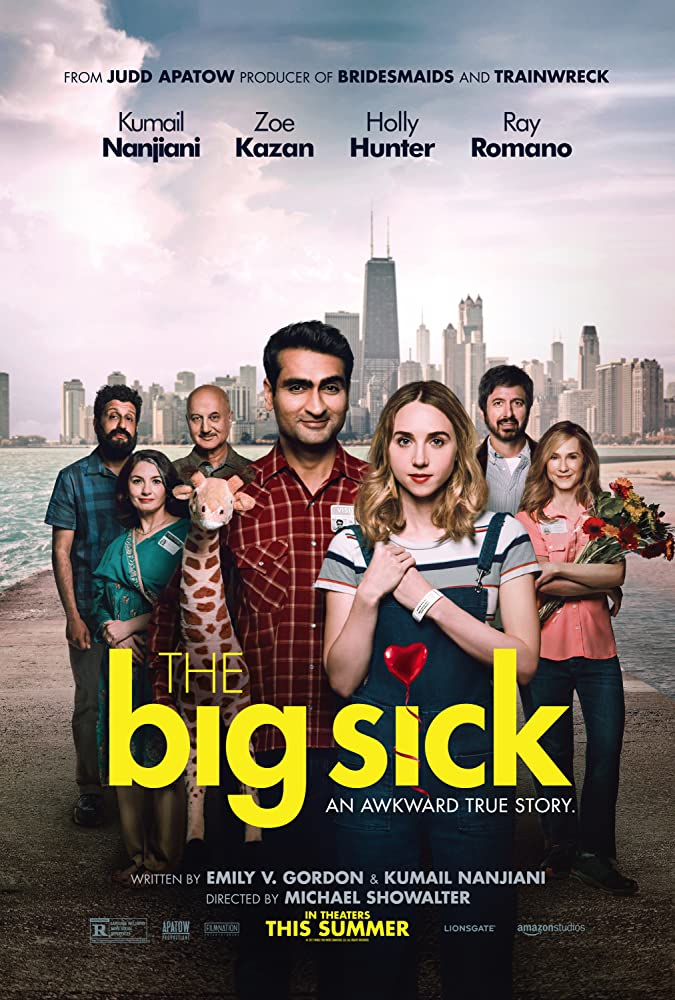The Big Sick filmposter