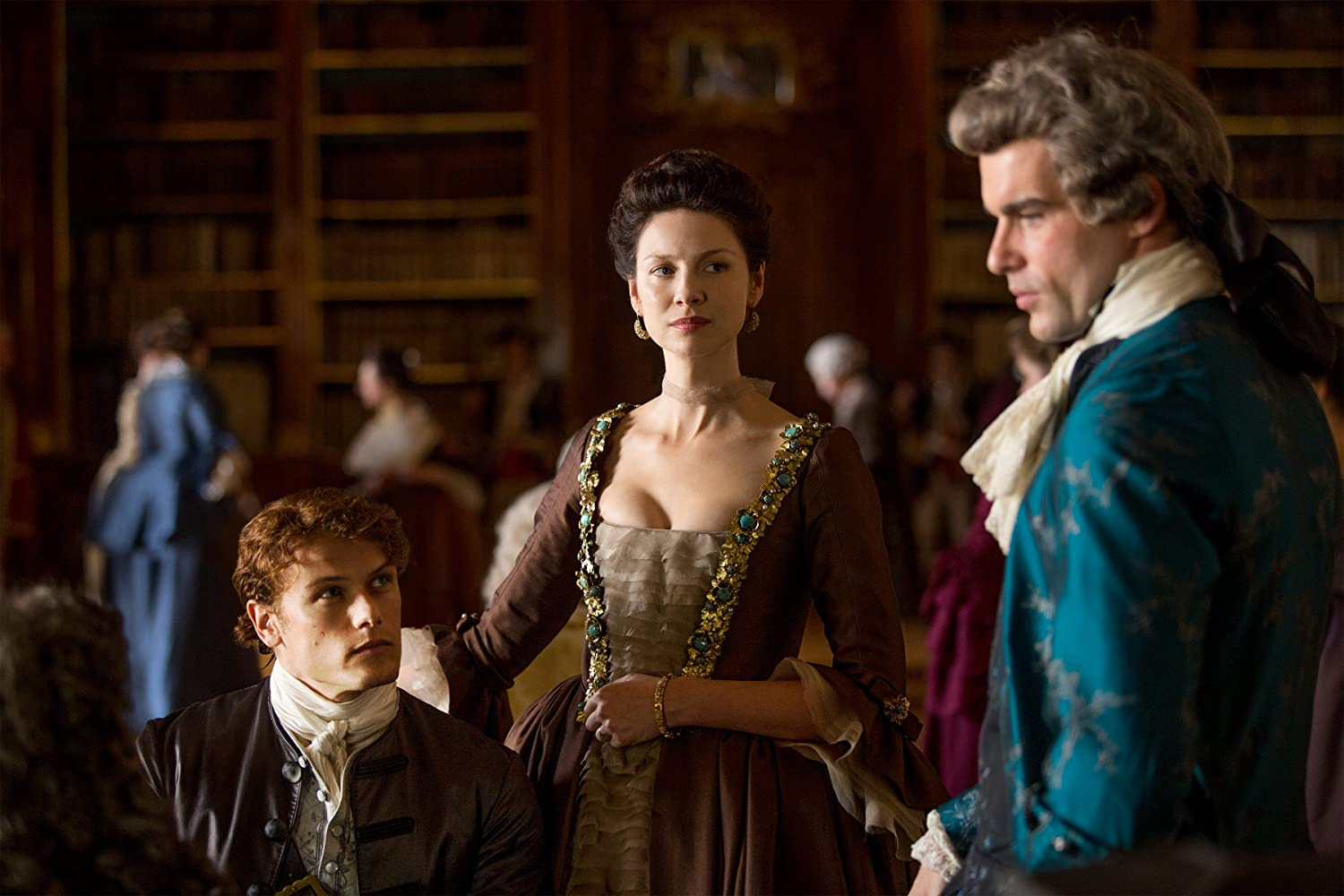 Outlander S02E03 – Useful Occupations and Deceptions