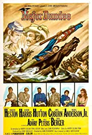 Major Dundee (1965) Poster - Movie Forum, Cast, Reviews