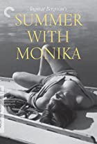 Summer with Monika (1953) Poster