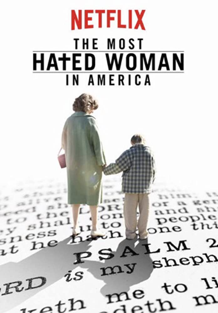 A Mulher Mais Odiada dos Estados Unidos Dublado