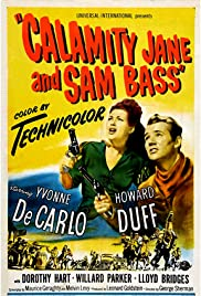 Calamity Jane and Sam Bass (1949) Poster - Movie Forum, Cast, Reviews