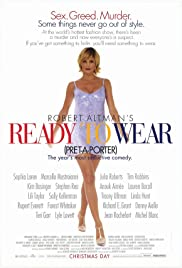 Ready to Wear (1994) Poster - Movie Forum, Cast, Reviews