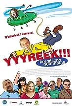 Primary image for Yyyreek!!! Kosmiczna nominacja