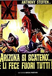 Arizona Colt Returns (1970) Poster - Movie Forum, Cast, Reviews
