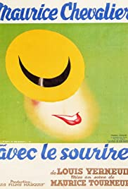 With a Smile Poster