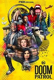 Doom Patrol - Season 3 (2021) poster