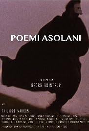 Poemi asolani Poster