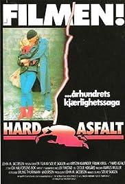 Hard asfalt Poster