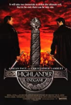 Primary image for Highlander: Endgame