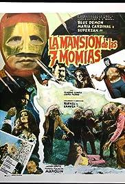 La mansion de las 7 momias Poster