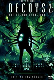 Decoys 2: Alien Seduction Poster