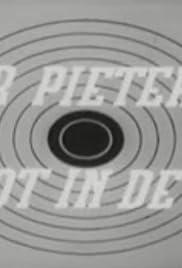 Boer Pietersen schoot in de roos Poster