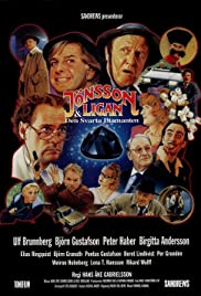 Jönssonligan & den svarta diamanten Poster
