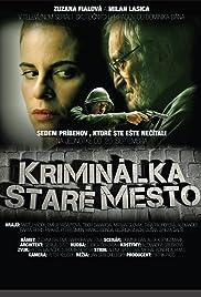 Kriminálka Staré Mesto Poster