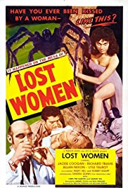 Mesa of Lost Women (1953) Poster - Movie Forum, Cast, Reviews