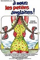 À nous les petites Anglaises! (1976) Poster